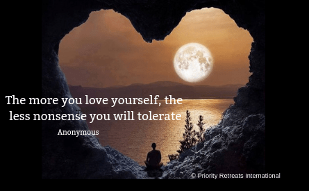 This one thing shows how much you love yourself and others.